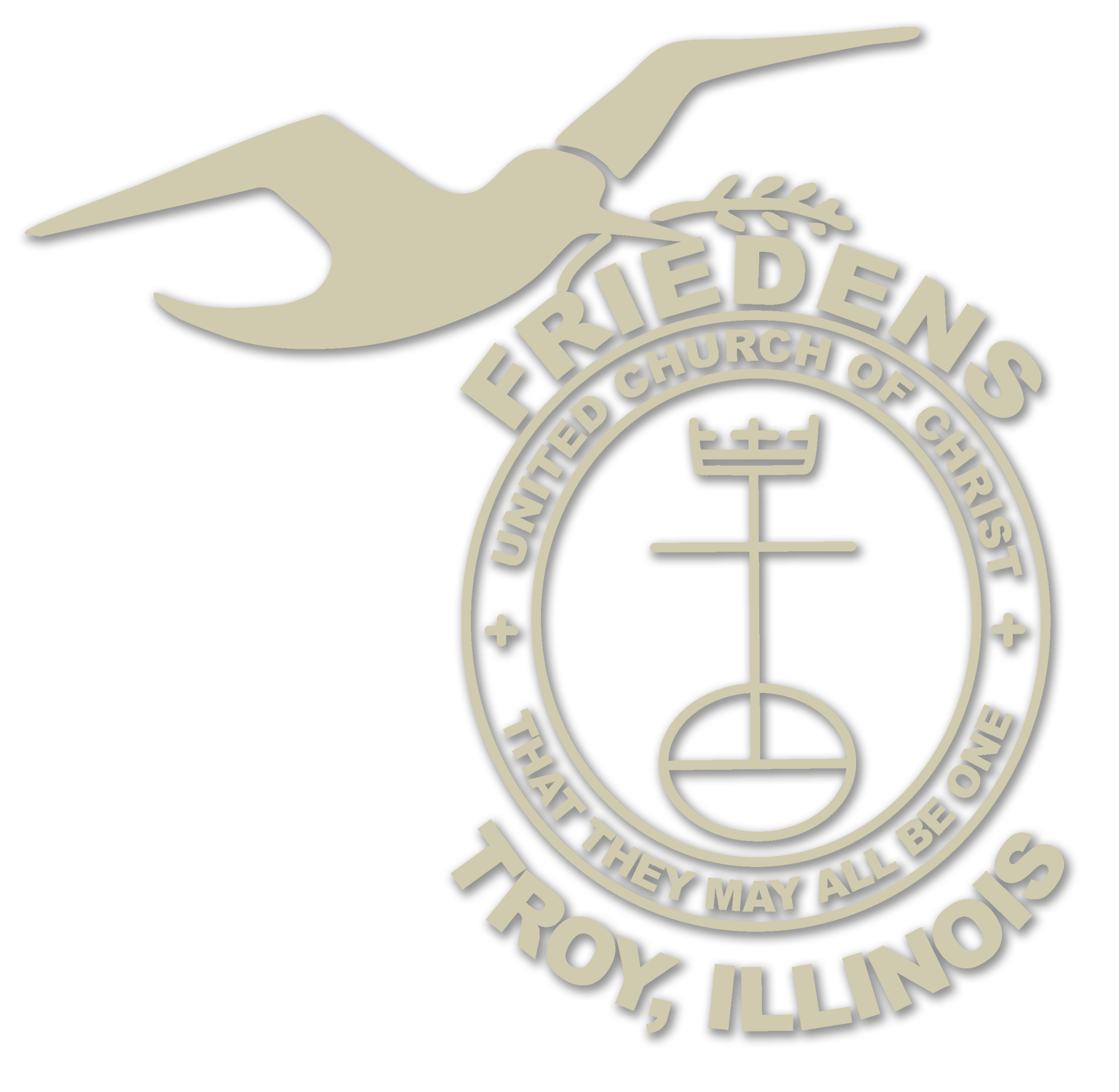 Friedens United Church of Christ in Troy, IL